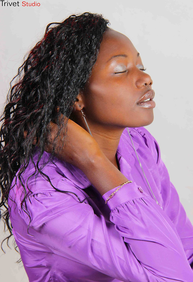 Nyadendi Min Ohero also known as Mercy Wonders Owegi of the Mercy Owegi Film and Photography