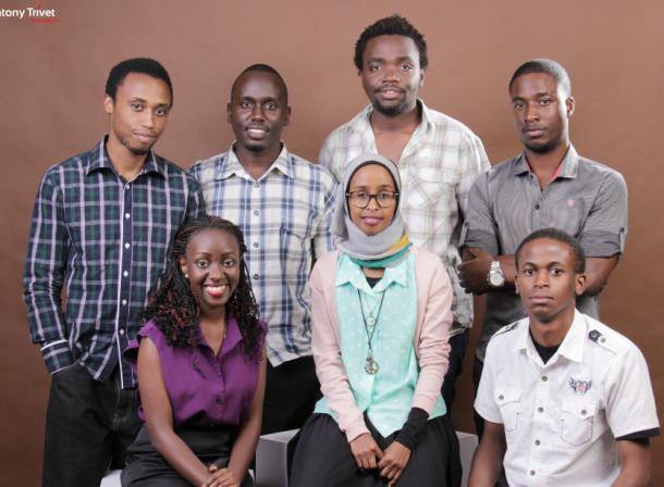 Kenyan Corporate Photographer :: Top Professional Portraiture Kenyan