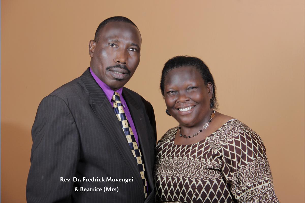 Reverend Fredrick Muvengei Redeemed Gospel Church Huruma Juja Rd, Nairobi