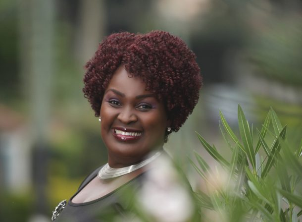 Vicky Chebaibai Kitonga Of Redeemed Gospel Church Huruma By Antony Trivet