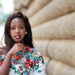 Diana Machira Denim & Cateye :: Nairobi Kenya Streets Fashion