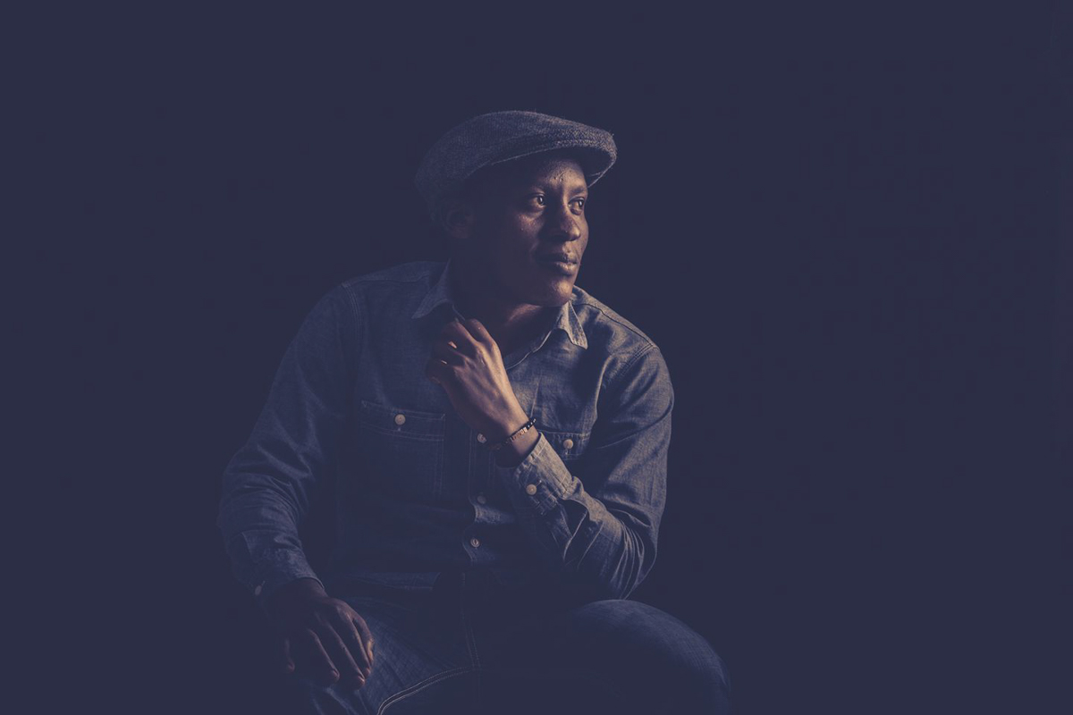 Evans Ogeto of the The African Lens Studio Portraits By Antony Trivet
