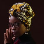 Micere Nyaga Lifestyle Portrait :: Kenyan Portrait Photographer Headwraps