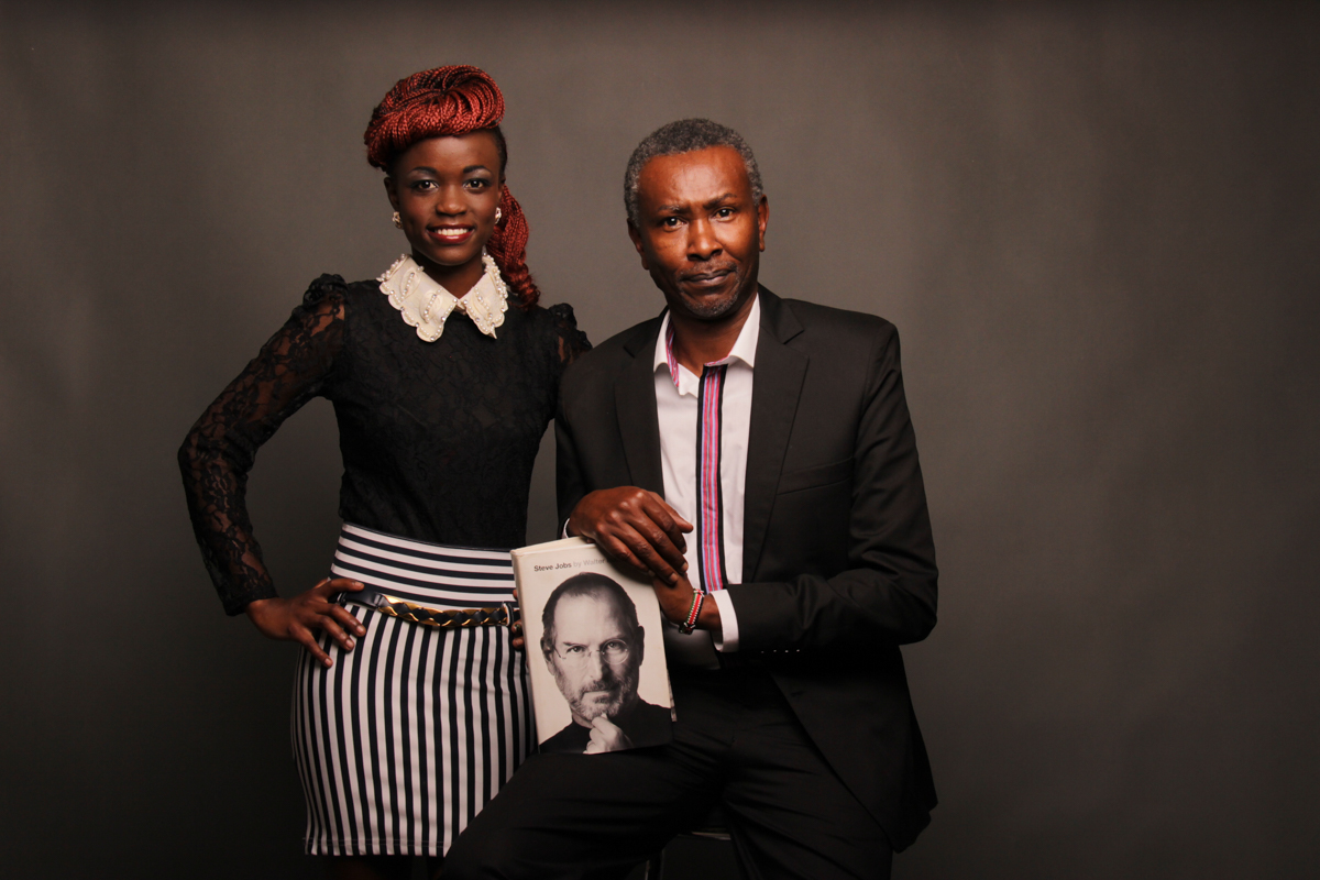 Esther Kinuthia Of The Miss Independent Blog Studio Portraits