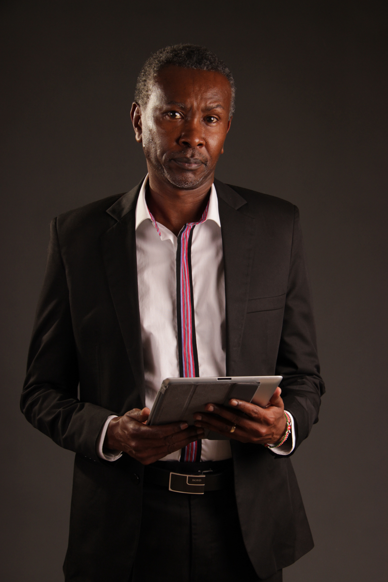 Ian Mbugua Kenyan Actor