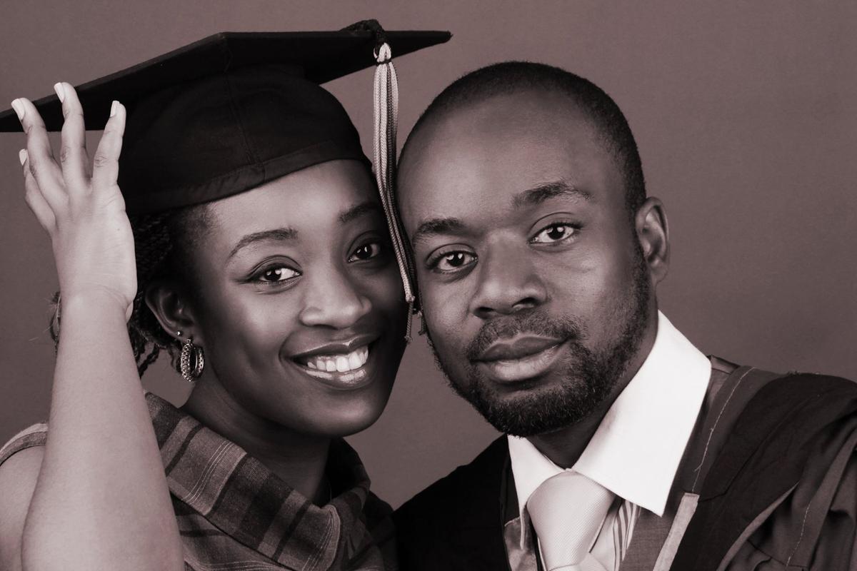 Kenyan Creative Studio Gradution Portraits By Antony Trivet