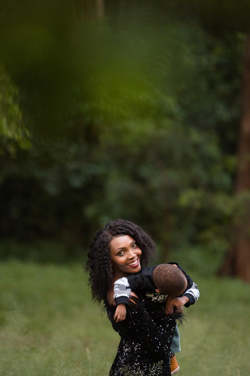 Kenyan Fashion Portraits Photographers On Location Outdoors