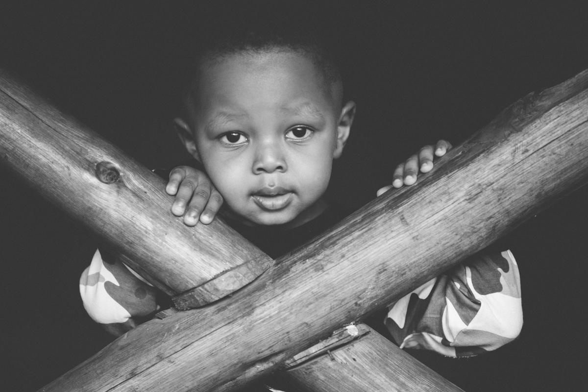 Kenyan Family Portraits Outdoors On Location Photographers