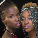 Kenyan Beauty Portraits Photographer :: Lucy Favier & Maureen Nduta