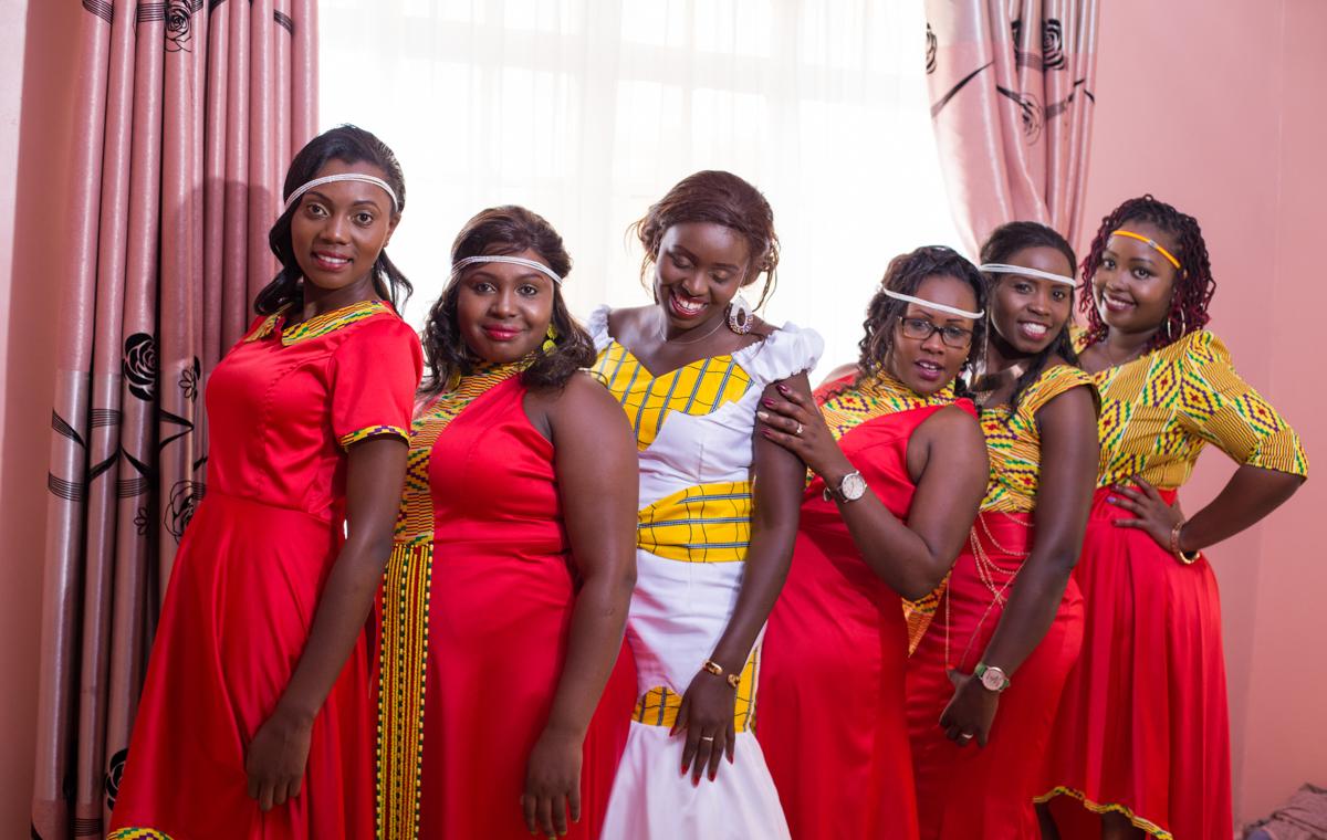 Kalenjin Koito Traditional Wedding :: Sharon & Carlos Marriage Ceremony