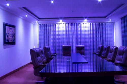 Alba Hotel Meru Interiors By Antony Trivet