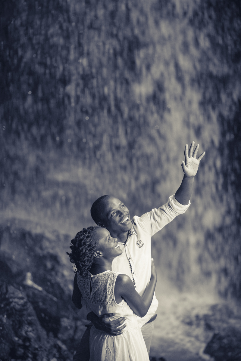 Ruth & Isaac Lovely Engagement :: Paradise Lost Kiambu Road