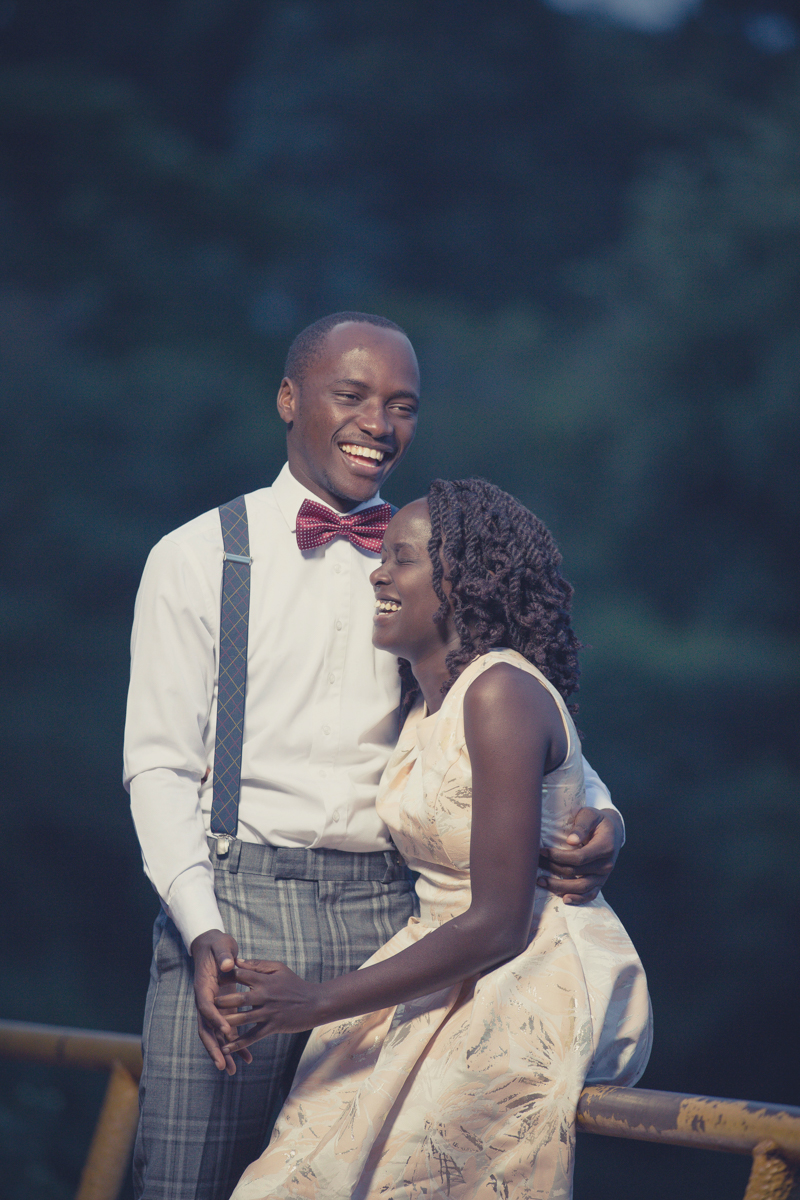Ruth & Isaac Lovely Engagement by Antony Trivet Photography
