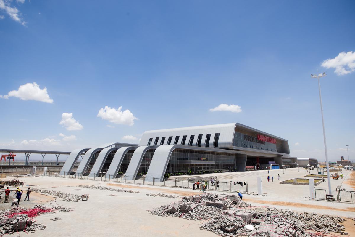 SGR Photography CRBC :: Mombasa Nairobi Standard Gauge Railway