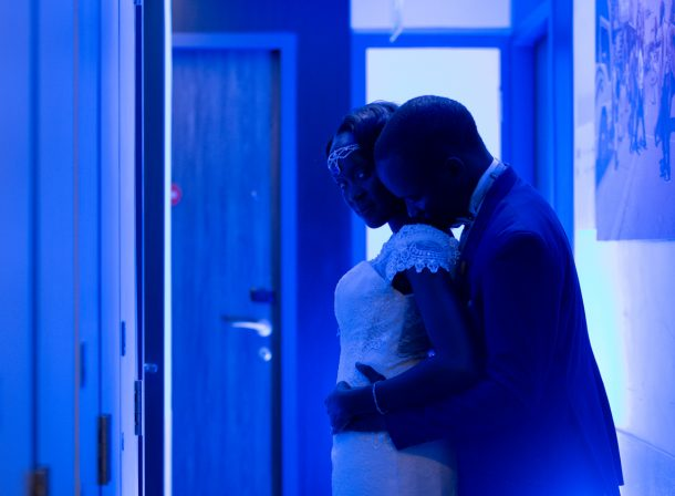 Ruth & Isaac :: Tune Hotel Nairobi Kenyan Wedding Photographers