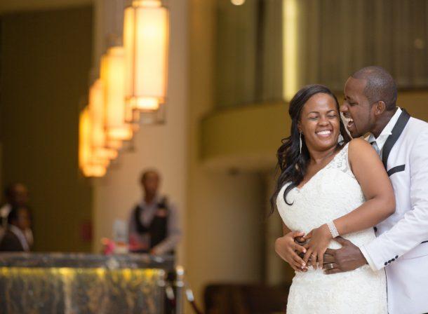 Linda & Martin Kihingo Village :: Zen Garden & Crowne Plaza Wedding