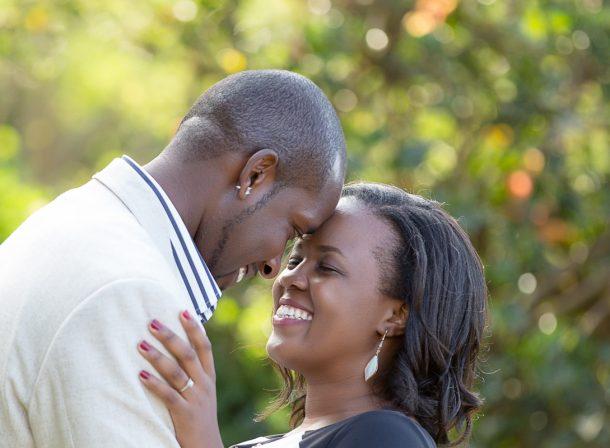 Linda & Martin :: Nairobi Kenya Kihingo village Engagement