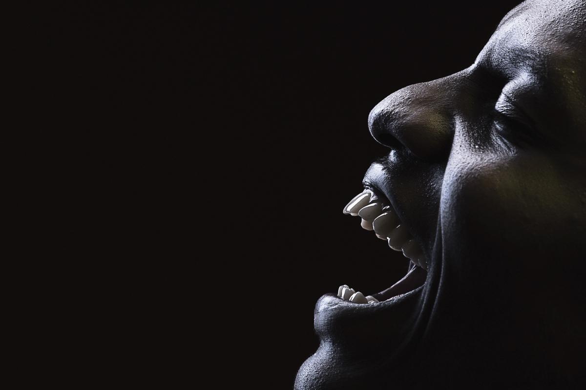 Charlie Karumi Maina studio Portraits by Antony Trivet
