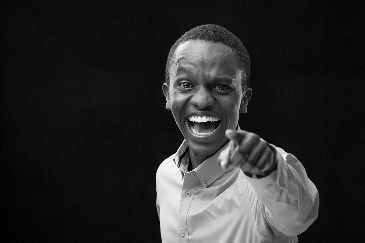 Charlie Karumi Maina Portraits :: Kenya Actors Creative Photographers