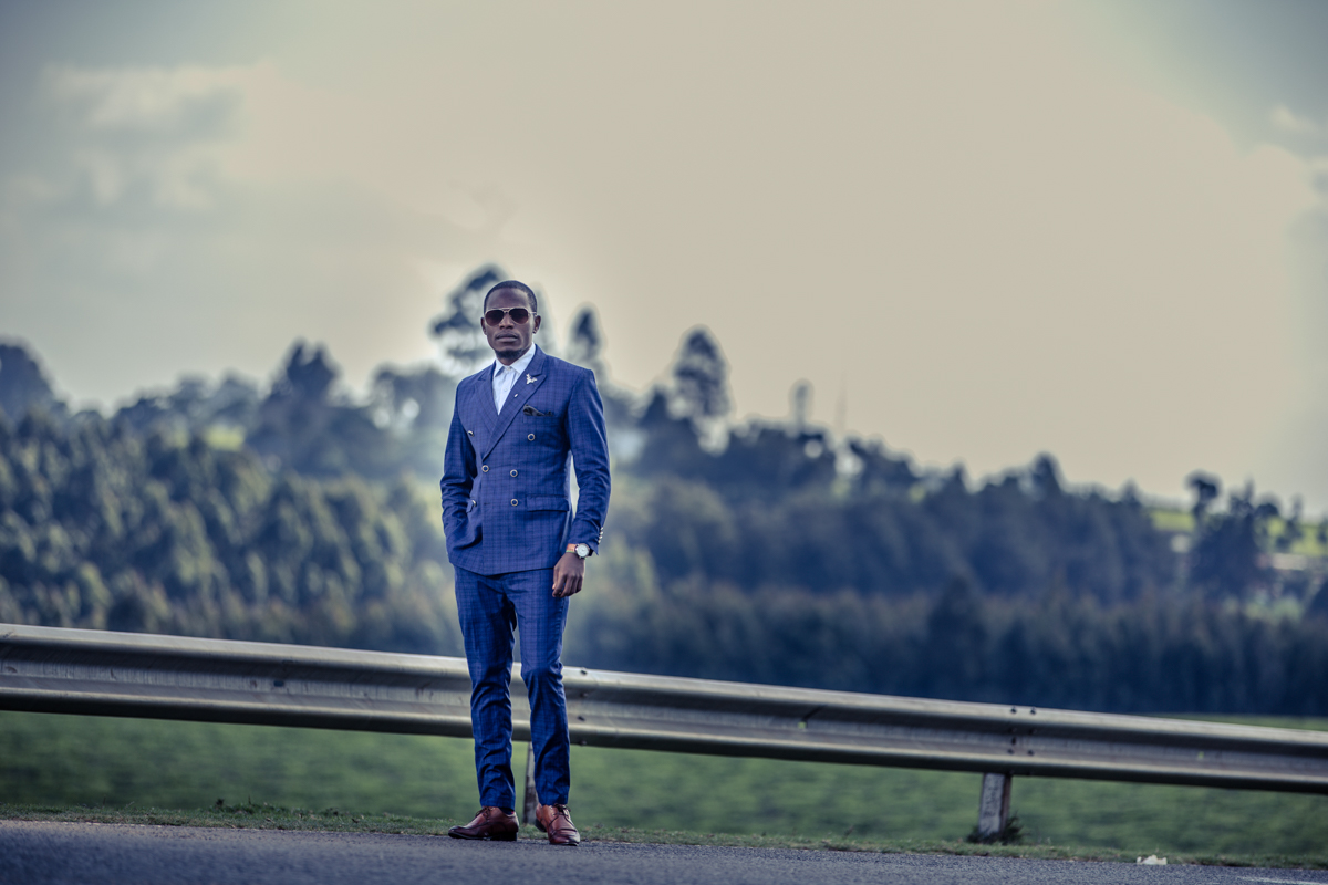 Kenyan Fashion Men Photographers