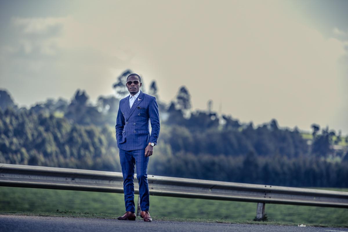 Kenyan Fashion Men Photographers