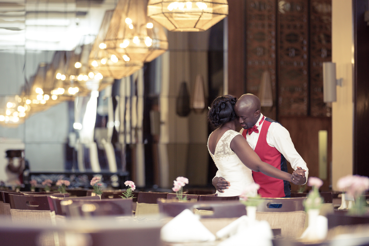 Martha & Churchill :: Crowne Plaza Hotel Nairobi Kenya Wedding Photography