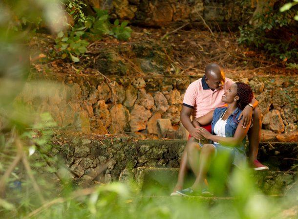 Faith & Kevin :: Haller Park Nature Trail Mombasa Kenya