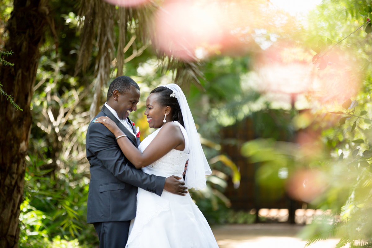 Alex & Christine :: Zereniti House Nairobi Kenya Engagement