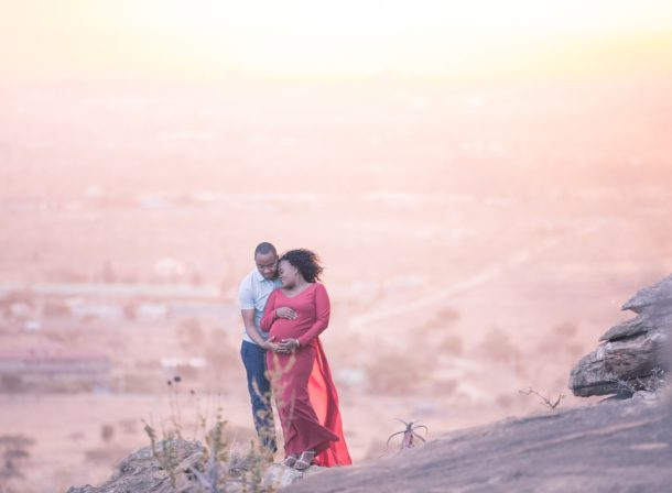 Rose & Rick :: Lukenya Hills Kenyan Baby Bump Photos