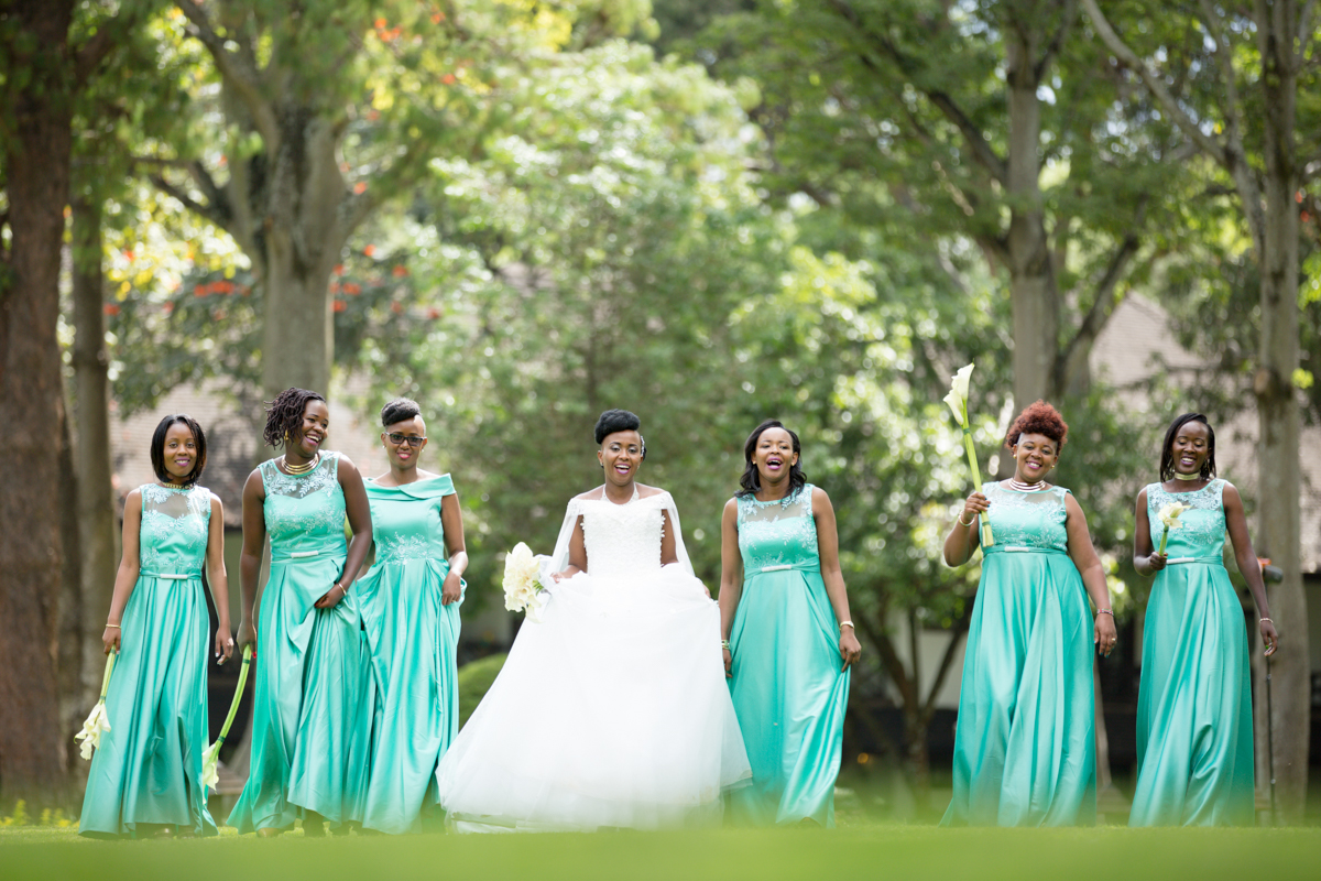 Helen & Victor :: Safari Park Hotel Nairobi Kenyan Wedding Photos