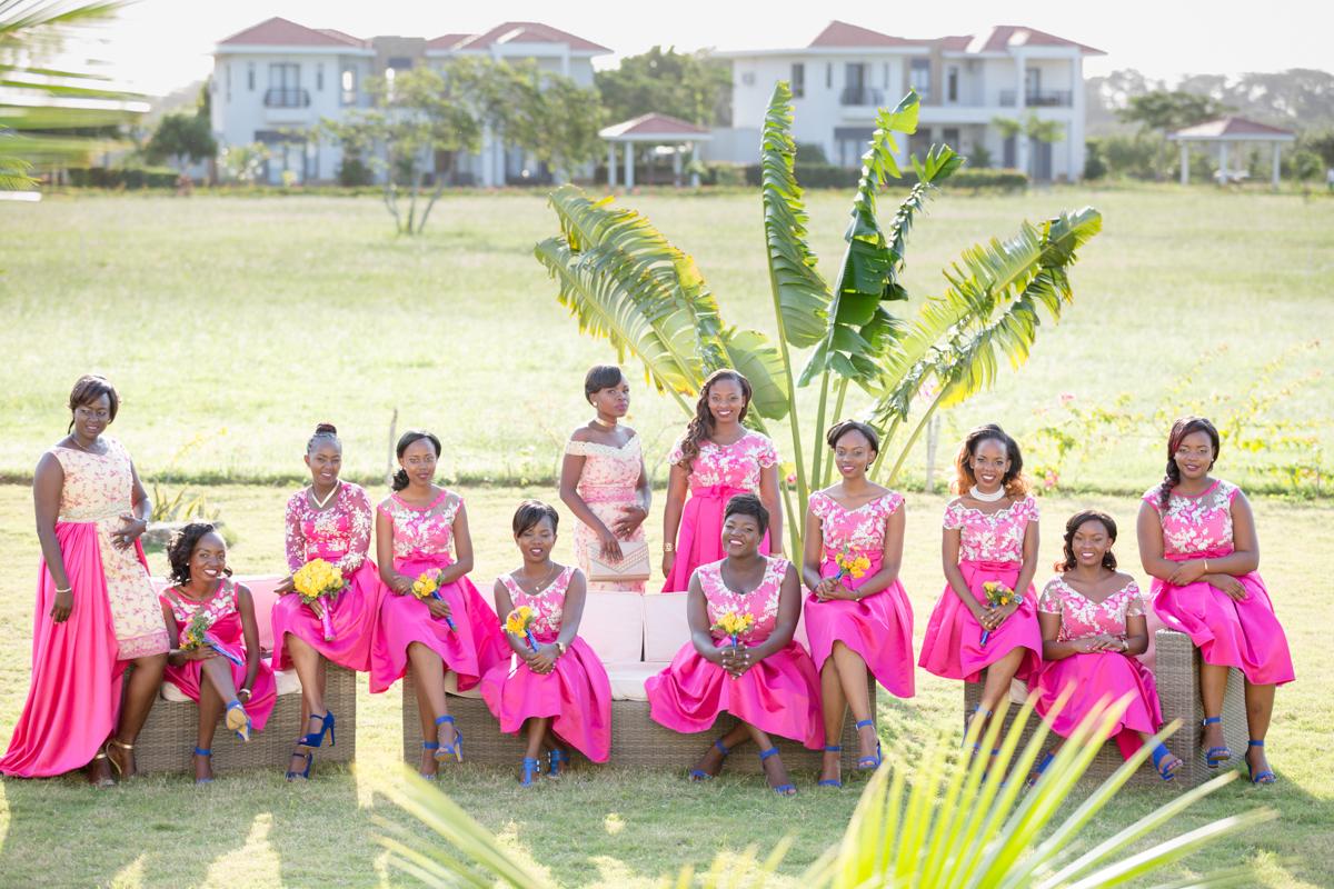 Faith & Kevin :: Mnarani Beach Mandharini Kilifi Wedding