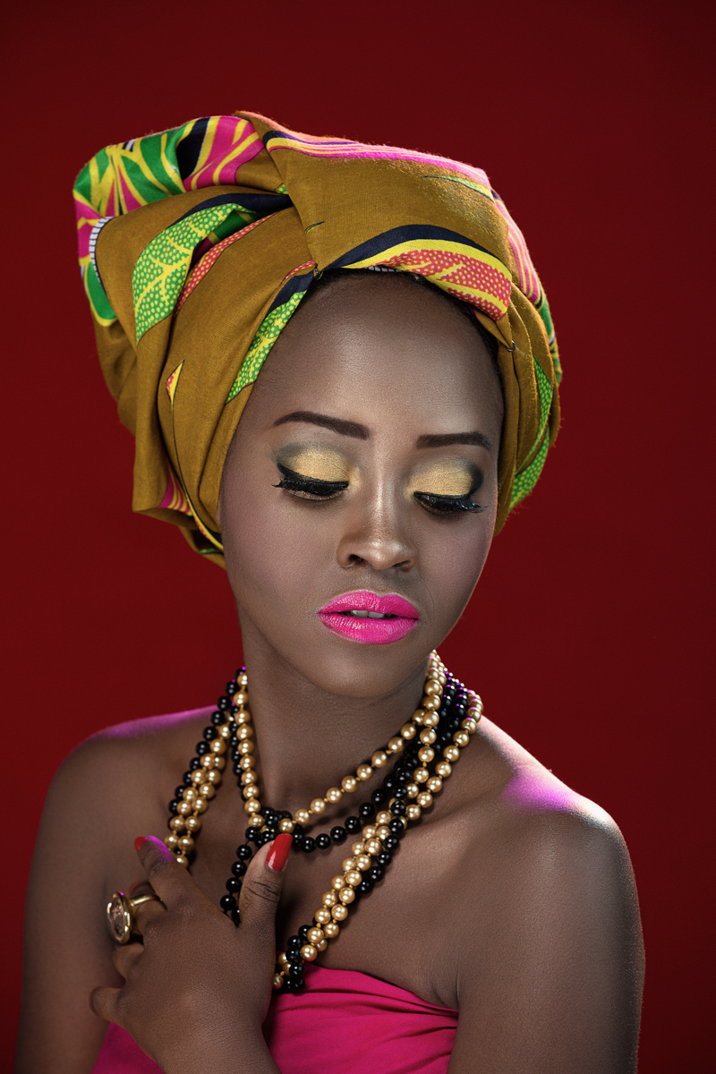 The Retoucher :: Kenyan Portraiture Beauty Retoucher