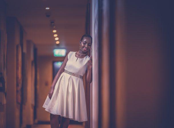 Glam Girl Sly Makeup Artist :: Nairobi Portraiture Beauty Retoucher