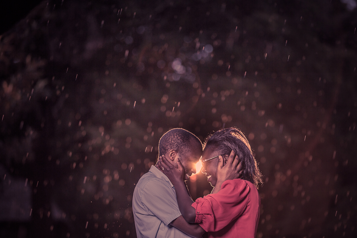 Wanja & Bonface :: Paradise Lost Kiambu Kenyan Engagement Photos