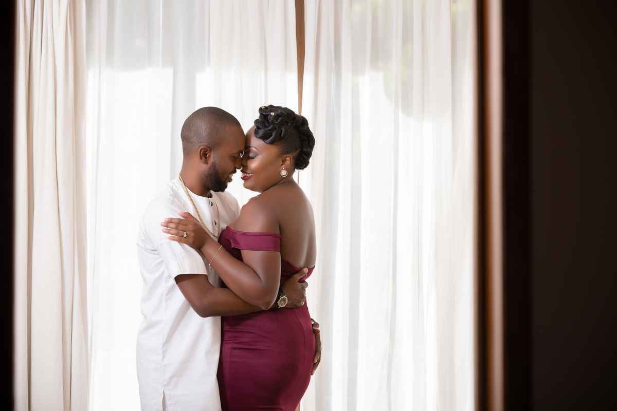 Valentine & Ayotunde :: Nairobi Kenyan Engagement Photos