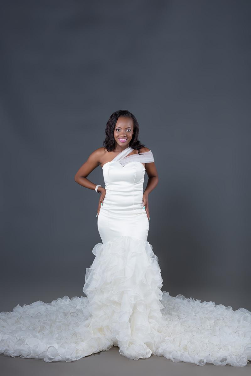 Wambui Mukenyi Wedding Gowns By Antony Trivet Fashion