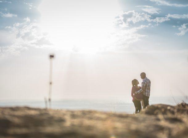 Veronica & Moses :: Lukenya Hills Kenyan Baby Bump Photography