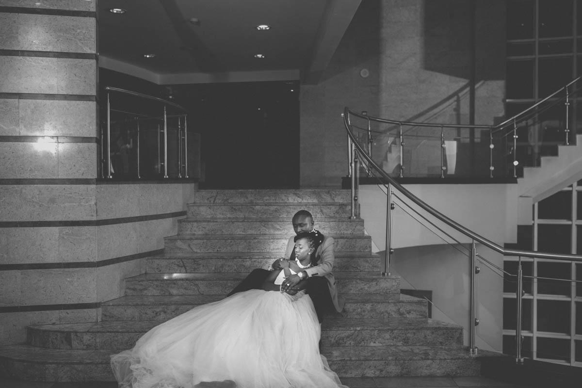 Geraldine & Kamau :: Boma Inn Hotel Kenyan Wedding Photographer