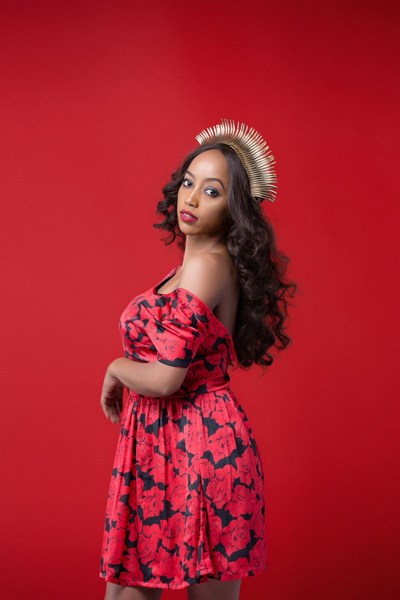 Hezena Lemaletian Lifestyle Studio :: Kenyan Fashion Portraiture Images