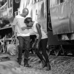 Barbara & Amos Engagement :: Nairobi Railway Museum Images