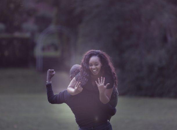 Scholastica & Duncan :: Thayu Farm Kenyan Engagement Photographer