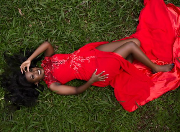 Glam Girl Sly Glams Cynthia Wanjiru :: Kenyan Portraiture Retoucher