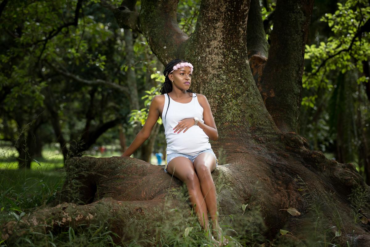 Baby Bump Girls Dreamsquad :: Kenyan Maternity Portraiture Images