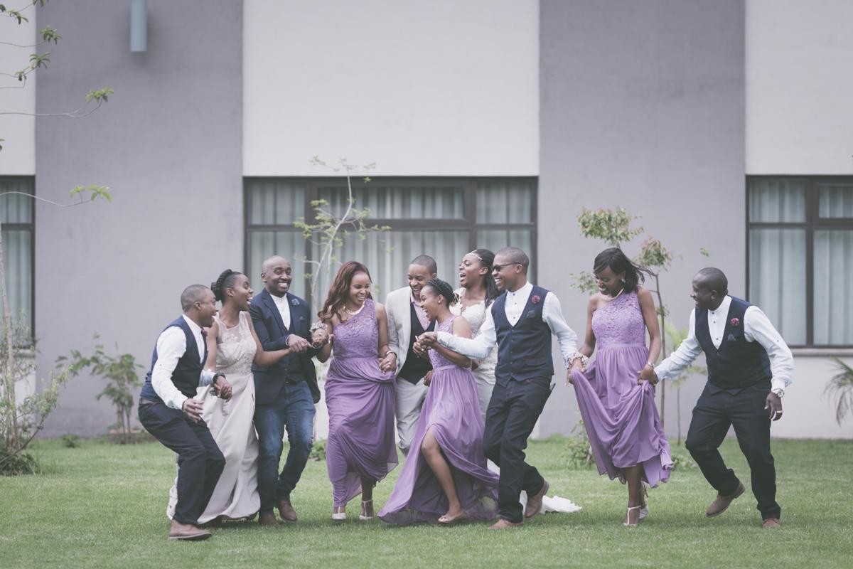 Vernessa & Jimmy :: Tamarind Tree Hotel Nairobi Stylish & Romantic