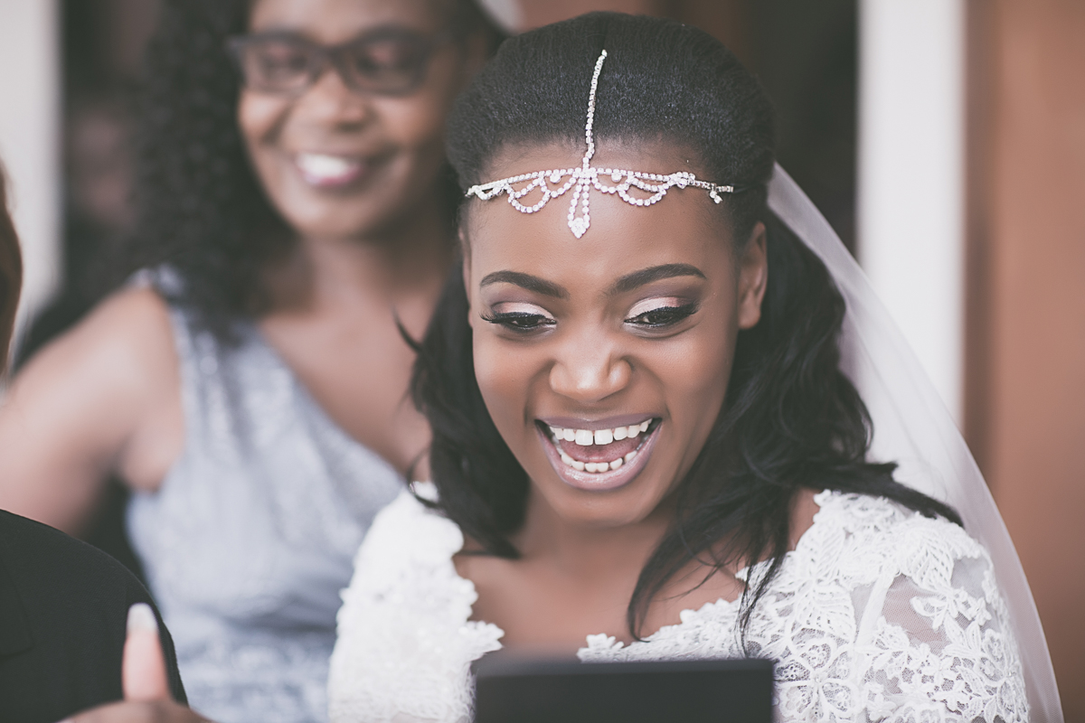 Stylish & Romantic Vernessa & Jimmy :: Tamarind Tree Hotel Nairobi