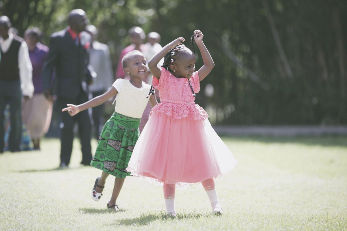 Joan & Antony reception ceremony at Safari Park Hotel & Casino along Thika Road Nairobi