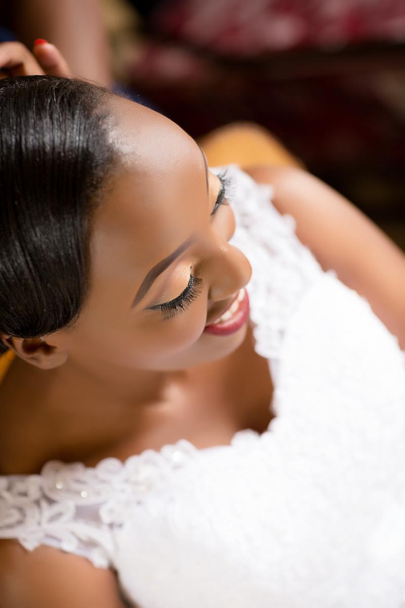 Makeup by Nzilani Kimani