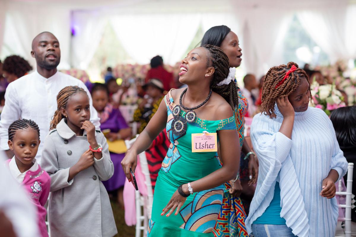 Scholastica & Duncan Nairobi True Love story by Antony Trivet Weddings