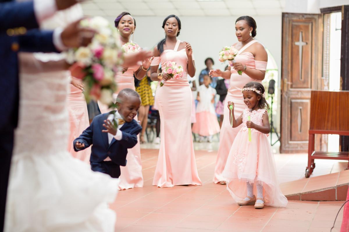 Crowne Plaza Nairobi Wedding :: Waterfront Ngong Racecourse Kenyan