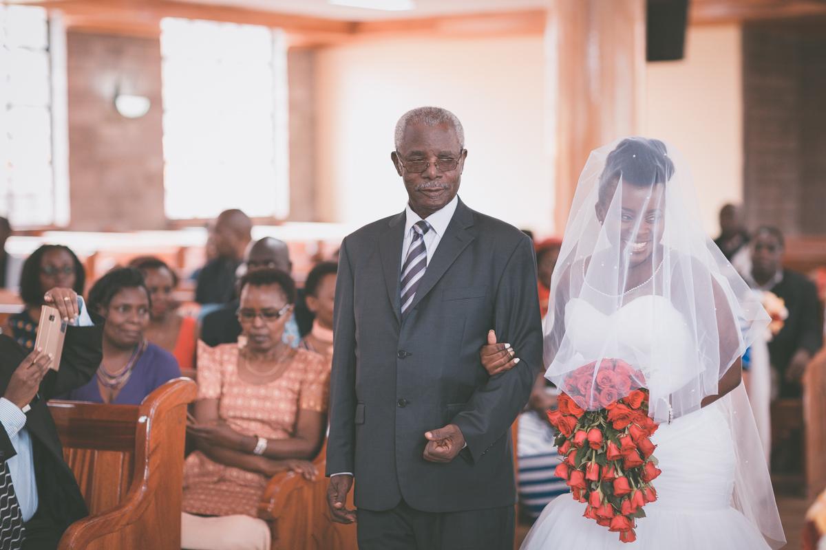 Kenyan Ugandan Wedding Ceremony :: Natare Gardens Kerarapon Ngong